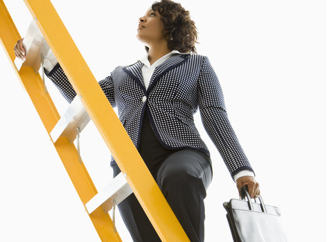 career ladder executive promotion tips