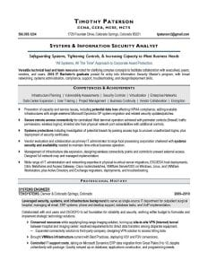 IT Security Leadership Resume Sample by Laura Smith-Proulx