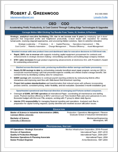 Networking Resume by Laura Smith-Proulx