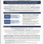 top executive resume writing services